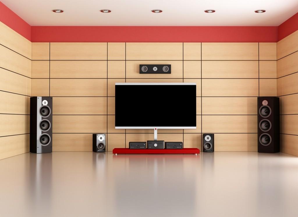 stunning-red-home-cinema-room-979070422